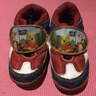 Disney rubber shoes
