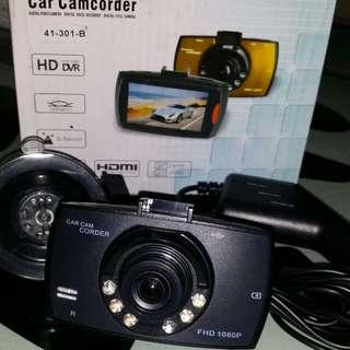 Car camcoder