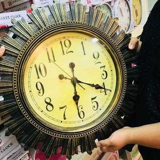 Vintage Huge Wall clock