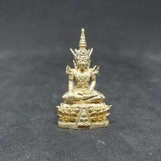 Phra Chai roop amulet