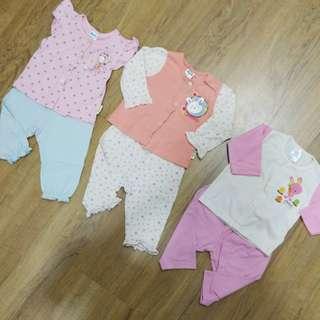 Baby Pyjamas (0-3m)