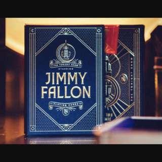 Jimmy Fallon playing card theory 11