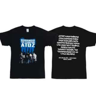 [SALE] BIGBANG A TO Z T-SHIRT