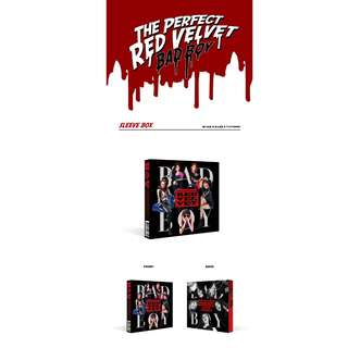 [PREORDER] 레드벨벳 (RED VELVET) - 2TH Repackage / THE PERFECT RED VELVET