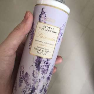 BN Marks & Spencers Lavender Hand & Body Lotion