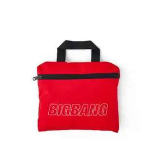 BIGBANG LAST DANCE TRAVEL BAG