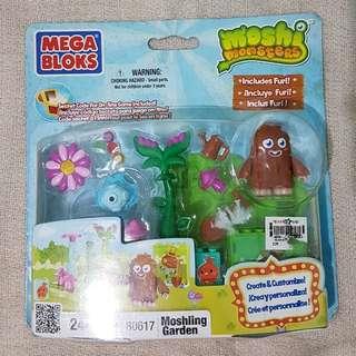 Mega Bloks Moshi Monsters set