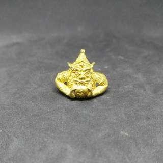 Phra Rahu ring