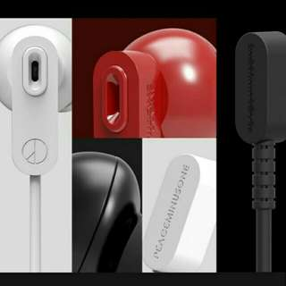Peaceminusone (PMO) In-Ear G-Dragon Limited Birthday Edition Noise Cancelling Earphones