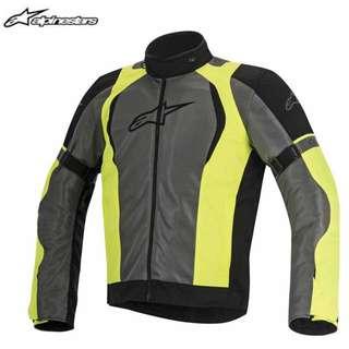 Alpinestars amok air drystar jacket