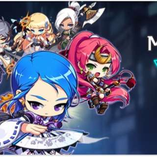 Maplesea power levelling