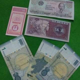 Mahar uang asing 2018
