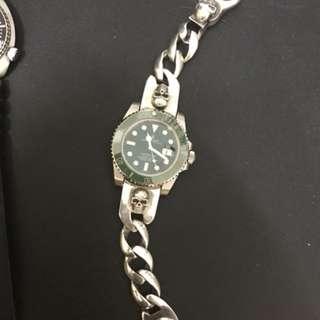 925純銀錶帶 合所有20mm錶耳安裝 $2800