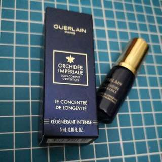 Guerlain Orchidee Imperiale The Longevity Concentrate