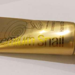 Tony Moly Intense Care Snail Hand Cream蝸牛修護手霜 60ml