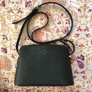 Kate Spade Mandy Black crossbody Bag