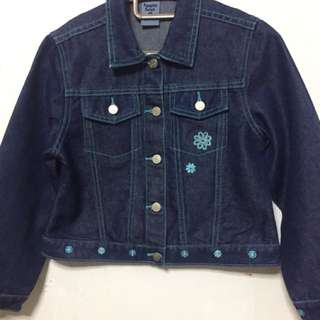 Denim / Jeans Jacket (size 8)