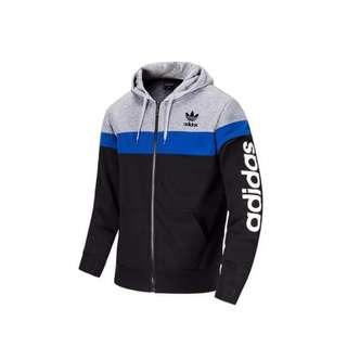 Overruns Cotton Hoodie Jacket