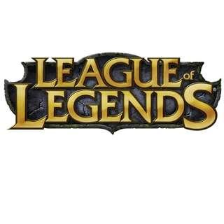 SG/MY League of Legends Eloboost Service