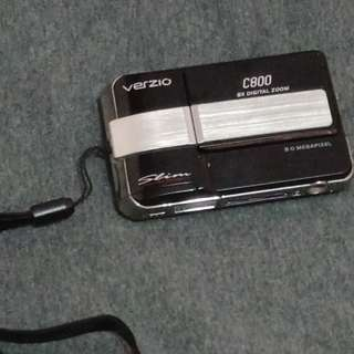 Digicam Verzio slim C800