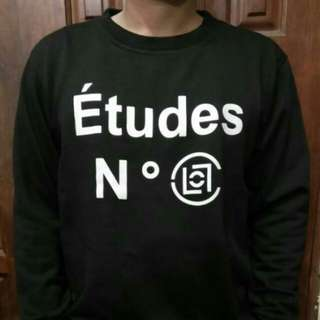 Sweater Crewneck Black