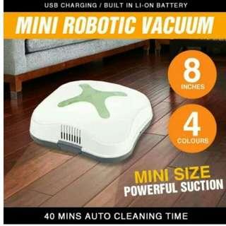 Mini Robotics Vacuum Cleaner left 2 only