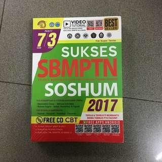 MURAH Buku SBMPTN SOSHUM