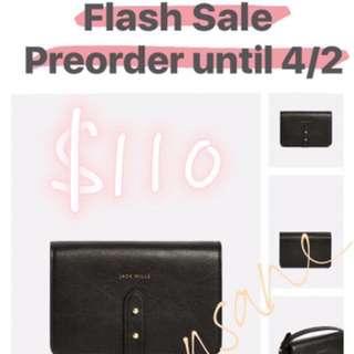 Flash Sale - JW bag order on monday