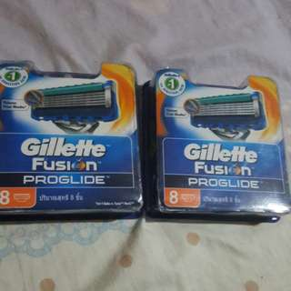 Gillette Fusion 8 blade shaver