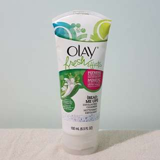 Olay Fresh Effects Exfoliating Cleanser