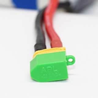 Charged/Discharged indicator caps for XT-60 Connector (LiPO Batteries)