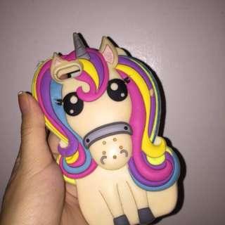 Ip 5/5s Unicorn Phonecase