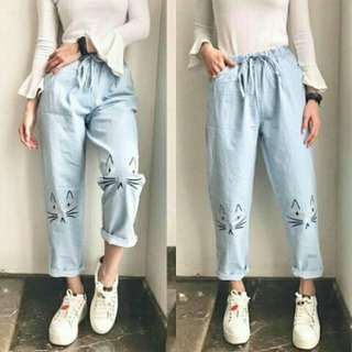 (New) cat jeans