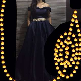 For rent ball gown