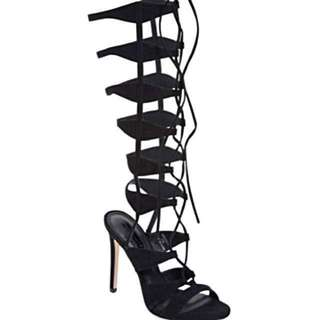 NEW Topshop Gladiator Strappy Heels