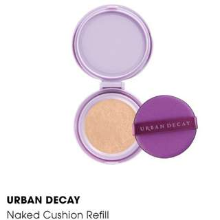 Urban Decay Naked Cushion Refill + Cushion Compact Case