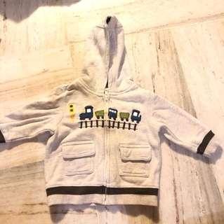 Baby boy sweater 9mths-12mths