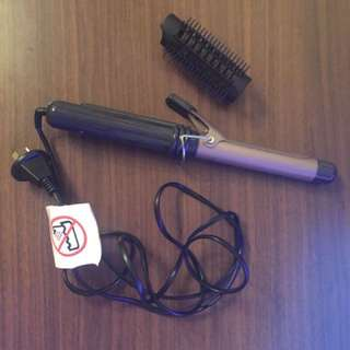 Hair curling iron (vs sassoon)