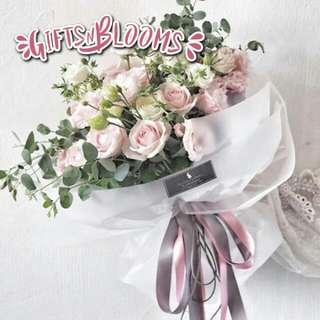 Valentine's Bouquet Flower Gift V-day Special V39 - NTDNH