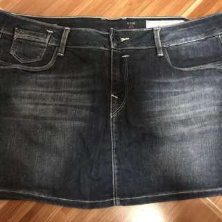 Authentic Esprit Jeans Skirt