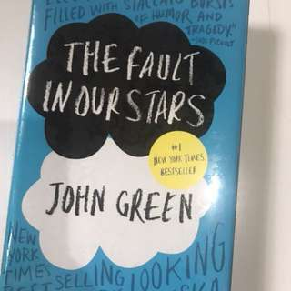 Fault in our stars - Hardbound