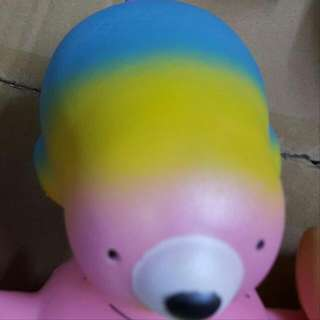 Squishy Rainbow Seal