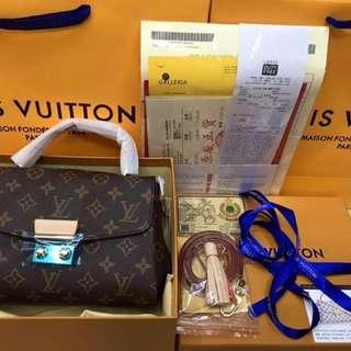 Authentic genuine LV bag