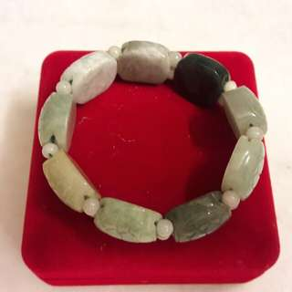 Natural Jade Turtle Bracelets