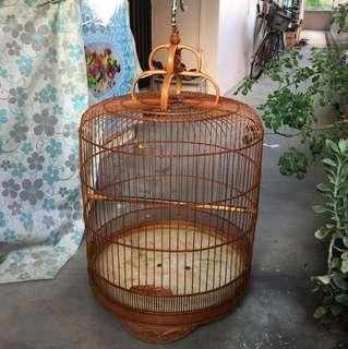 Old shama cage