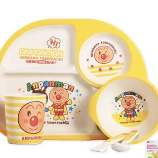 Little Anpanman Meal Set - GHY542