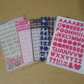 Sticker Set 3