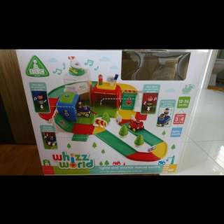 ELC, Early Learning Centre Whizz World Lights and Sounds Rescue Centre