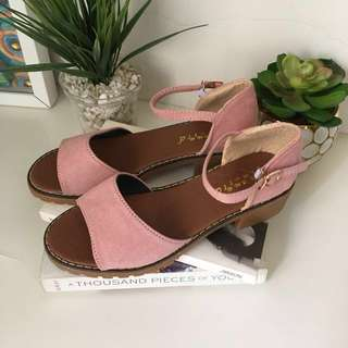Casual Pink Sandals