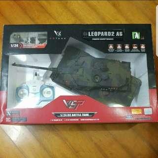 搖控VS tank